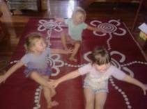 Kids OVE our mats too...so soft and comfy